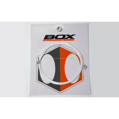 BOX BMX BRAKE CABLE INNER NANO WHITE