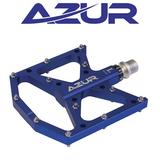 "AZUR SOLE FLAT 9/16"" SEALED BEARING PEDAL"
