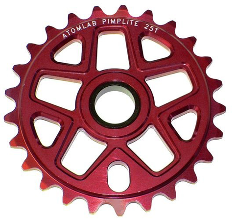 ATOMLAB PIMP SPROCKET 28T RED