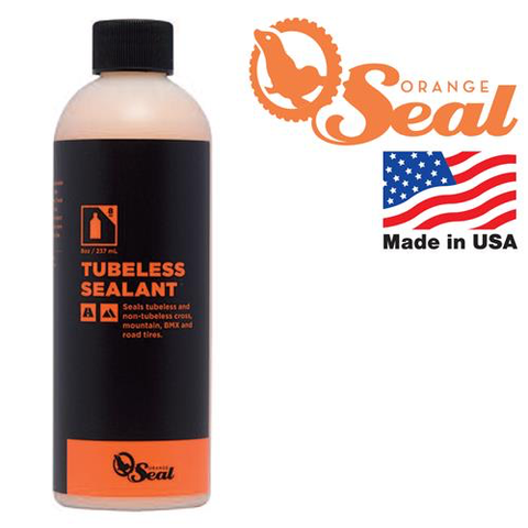 ORANGE SEAL REGULAR 8OZ (236ml) TYRE SEALANT