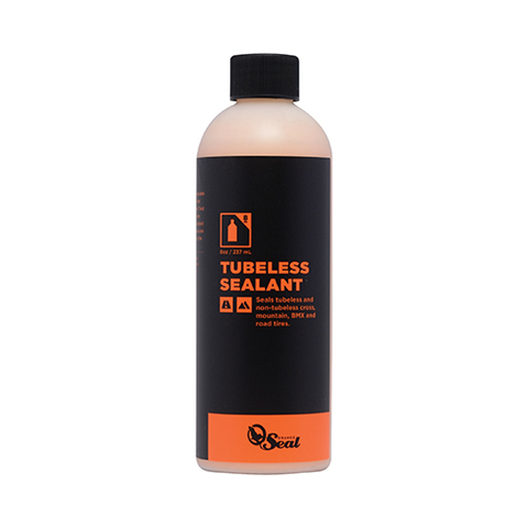 ORANGE SEAL TYRE SEALANT REGULAR 4OZ REFILL BOTTLE