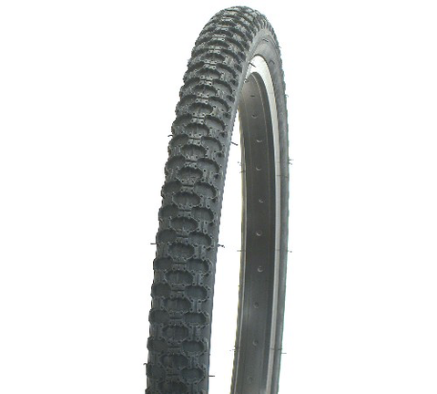 "BC BMX COMP III COPY 16 X 2.125"" BLACK TYRE"
