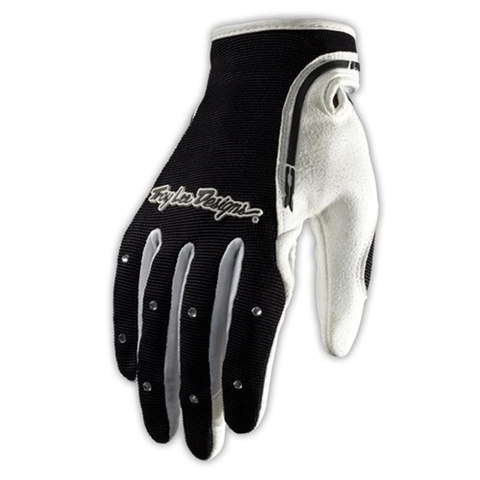 TLD XC WOMENS GLOVES BLACK/WHITE