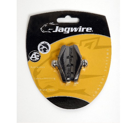 JAGWIRE KENTRO BRAKE PADS RIM ALL WEATHER COMPOUND ROAD
