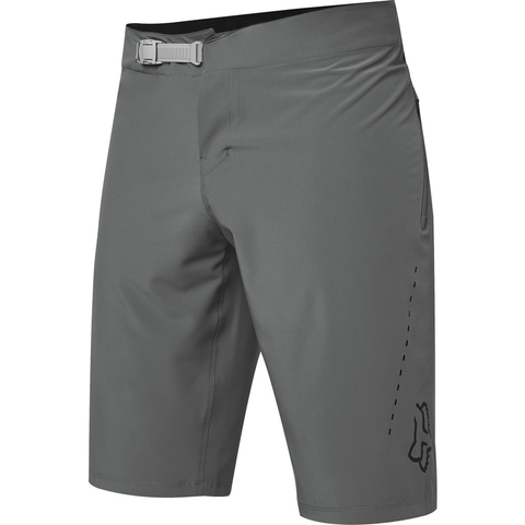 FOX '20 FLEXAIR LITE SHORTS PEWTER