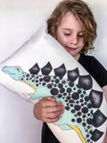 Kids Cushion Stegosaurus