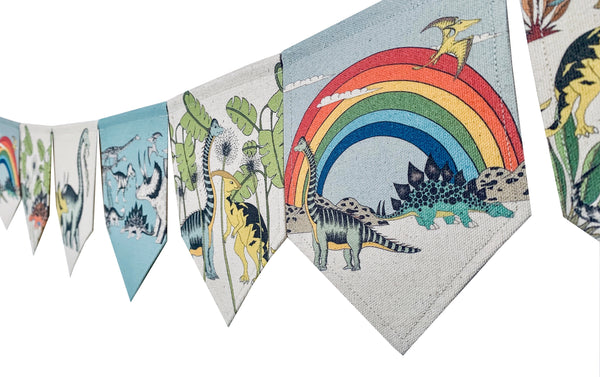 Dinosaur Bunting - Dino Mix Collection