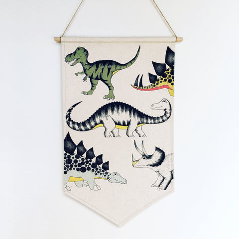 Dinosaur Banner - Land of Dinosaurs