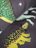 Dino Raw Bed - Single Pillowcase - Starry Nights - Available For Pre-Order