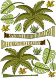 Decal Jungle Palm Pack