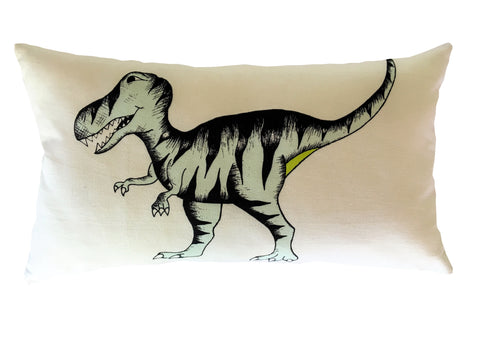Kids Cushion Tyrannosaurus Rex - Available for Pre-Order