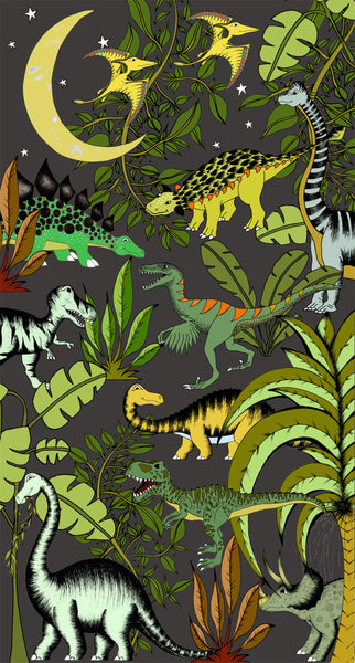 Art Hanger - Dinosaur Jungle Adventures
