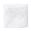 Swaddle set 2 st. 70x60 cm Swan pale peach