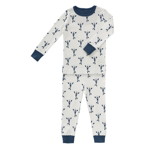 2-Delige pyjama Lobster Indigo Blue