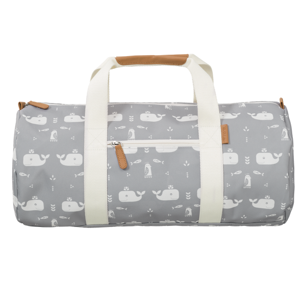 Weekend tas Whale Dawn Grey
