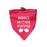 Badass Mother Pupper Bandana