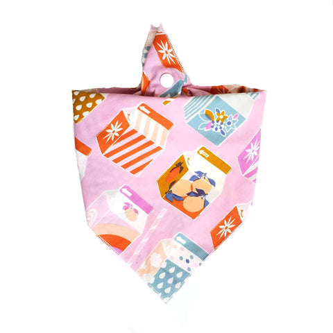 Juicy (Pink) Bandana
