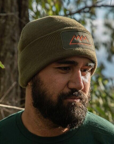 MM Palehua Patch Beanie