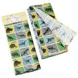 tissue paper rex london dinosaur dino dinosaurs cute kids kid boy boys wrap wrapping papers uk