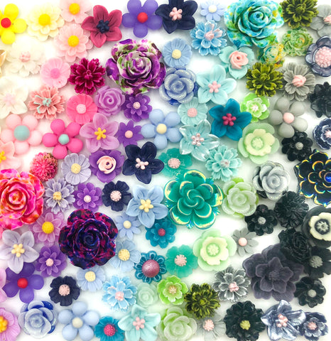 Colour-Themed Flower FB Bundle- Now 30 Colours!