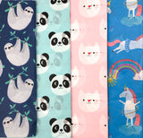 sydney sloth cute sloths kawaii tissue paper uk packaging supplies rex london dark blue wrap