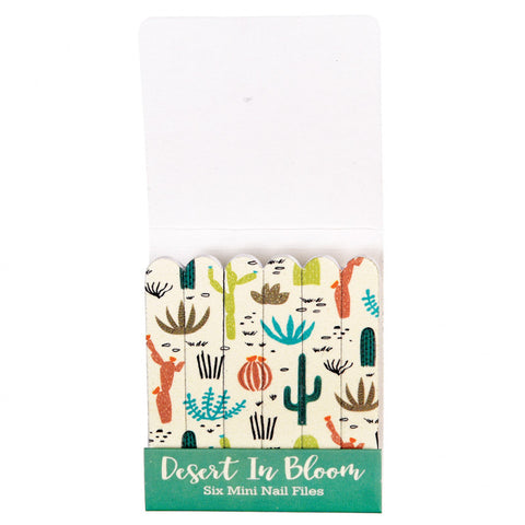 cacti nail file mini matchbook files cute kawaii gift ideas uk gifts for her pocket cactus emery boards