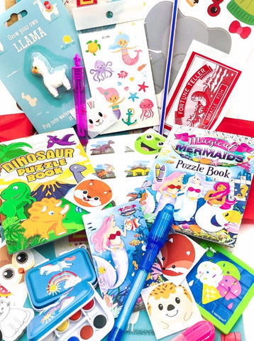 childrens happy box craft activities and stationery bundle uk gift gifts