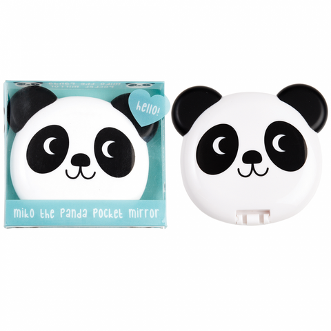 Cute Panda Pocket Mirror