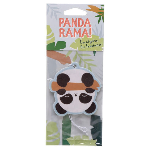 air freshener panda pandas eucalyptus cute kawaii fresheners hanging gift gifts uk stocking filler cute