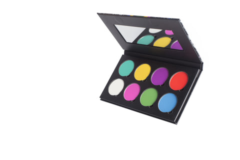 Eyeshadow Palette - Cupcakes and Monsters