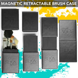 Magnetic Retractable Brush Holder
