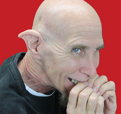 Goblin ears prosthetic