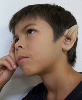Small elf/Spock ears prosthetic