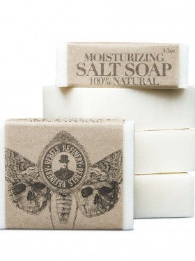 Moisturising Salt Soap