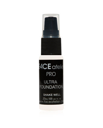 Ultra Foundation Pro #0- Zero Minus