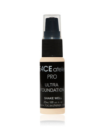 Ultra Foundation Pro #1 Porcelain