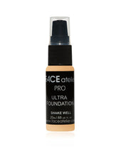 Ultra Foundation Pro #4 Sand