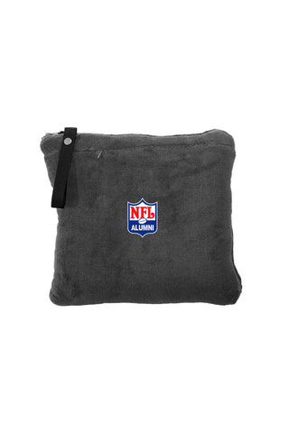 Packable Travel Blanket - NFL Alumni Store