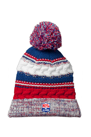 Pom Pom Team Beanie **Cheerleader edition** - NFL Alumni Store