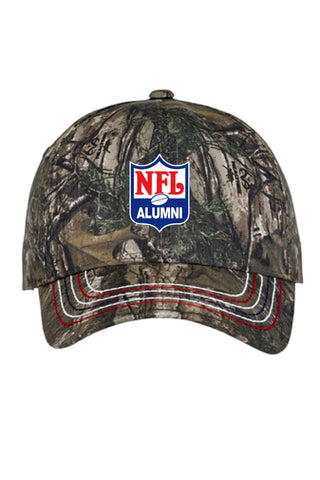 443a668feda Americana Contrast Stitch Camouflage Cap - NFL Alumni Store · Americana  Contrast Stitch Camouflage Cap.  14.99. Free Gift. Adidas - Core  Performance Relaxed ...
