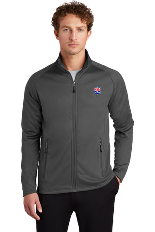 Eddie Bauer ® Smooth Fleece Base Layer Full-Zip - NFL Alumni Store