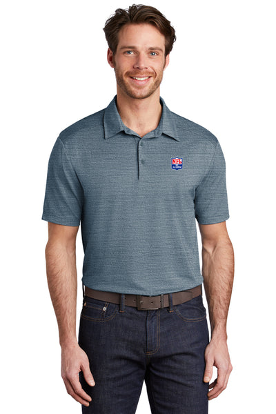 Stretch Heather Polo - NFL Alumni Store