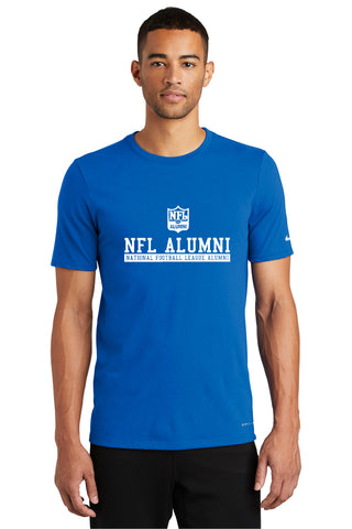 Nike Dri-FIT Cotton/Poly Tee - NFL Alumni Store