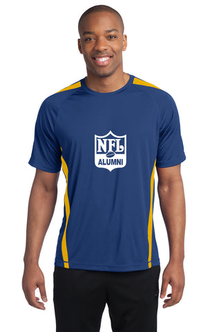 Colorblock PosiCharge® Competitor™ Tee - NFL Alumni Store