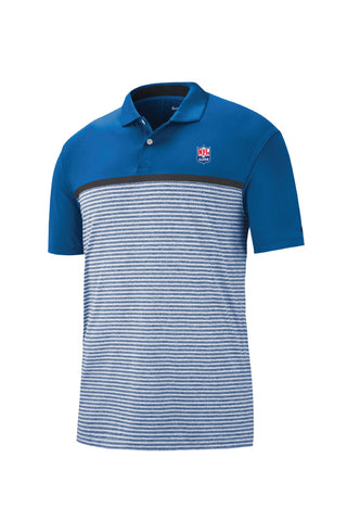 Nike TIGER WOODS Vapor Stripe Polo **LIMITED EDITION** - NFL Alumni Store