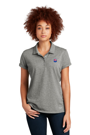 New Era - Ladies Slub Twist Polo - NFL Alumni Store