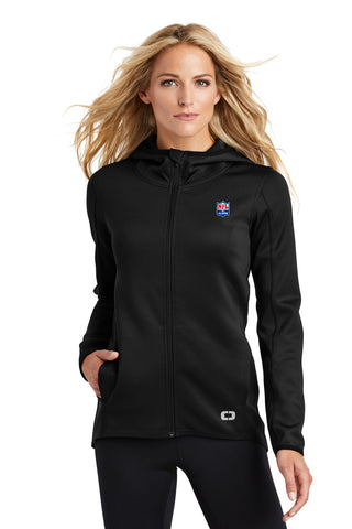 OGIO ® ENDURANCE Ladies Stealth Full-Zip Jacket - NFL Alumni Store