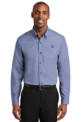 Red House® Tall Nailhead Non-Iron Shirt - NFL Alumni Store