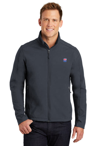 Port Authority® Tall Core Soft Shell Jacket - NFL Alumni Store