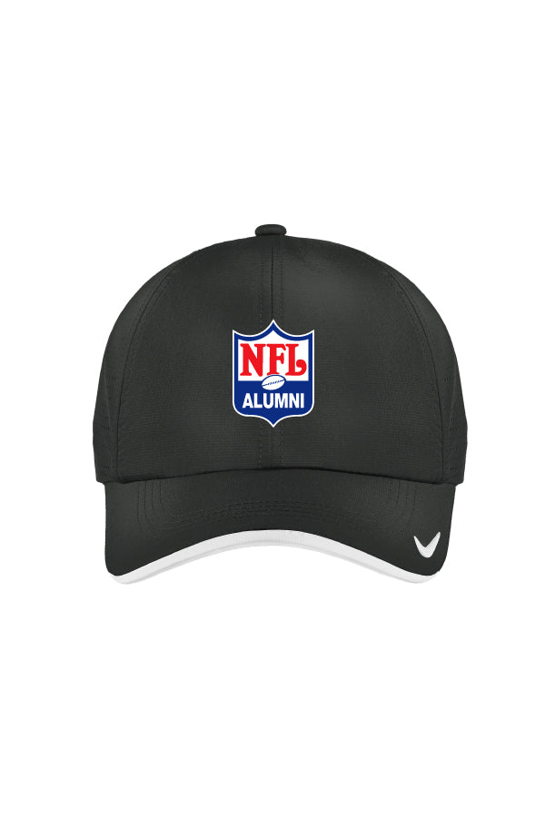 Nike Golf - Dri-FIT Swoosh Perforated Cap – NFL Alumni Store 31c461e7914